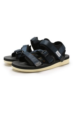 Текстильные сандалии | Фото №1