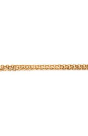 Колье Givenchy золотое | Фото №3