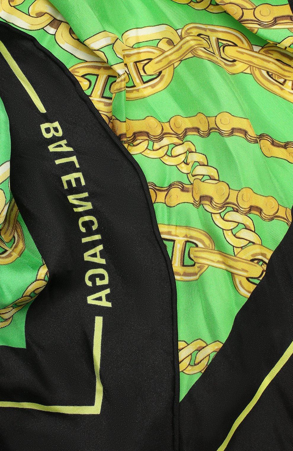 Клатч Opera Balenciaga черного цвета | Фото №6
