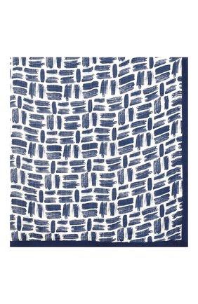 Детского одеяло ADEN+ANAIS синего цвета, арт. 9326   Фото 2