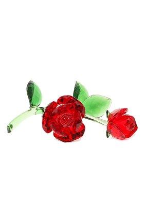 Мужского фигурка red rose SWAROVSKI красного цвета, арт. 5424466 | Фото 1