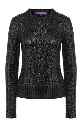 Шелковый пуловер   Фото №1