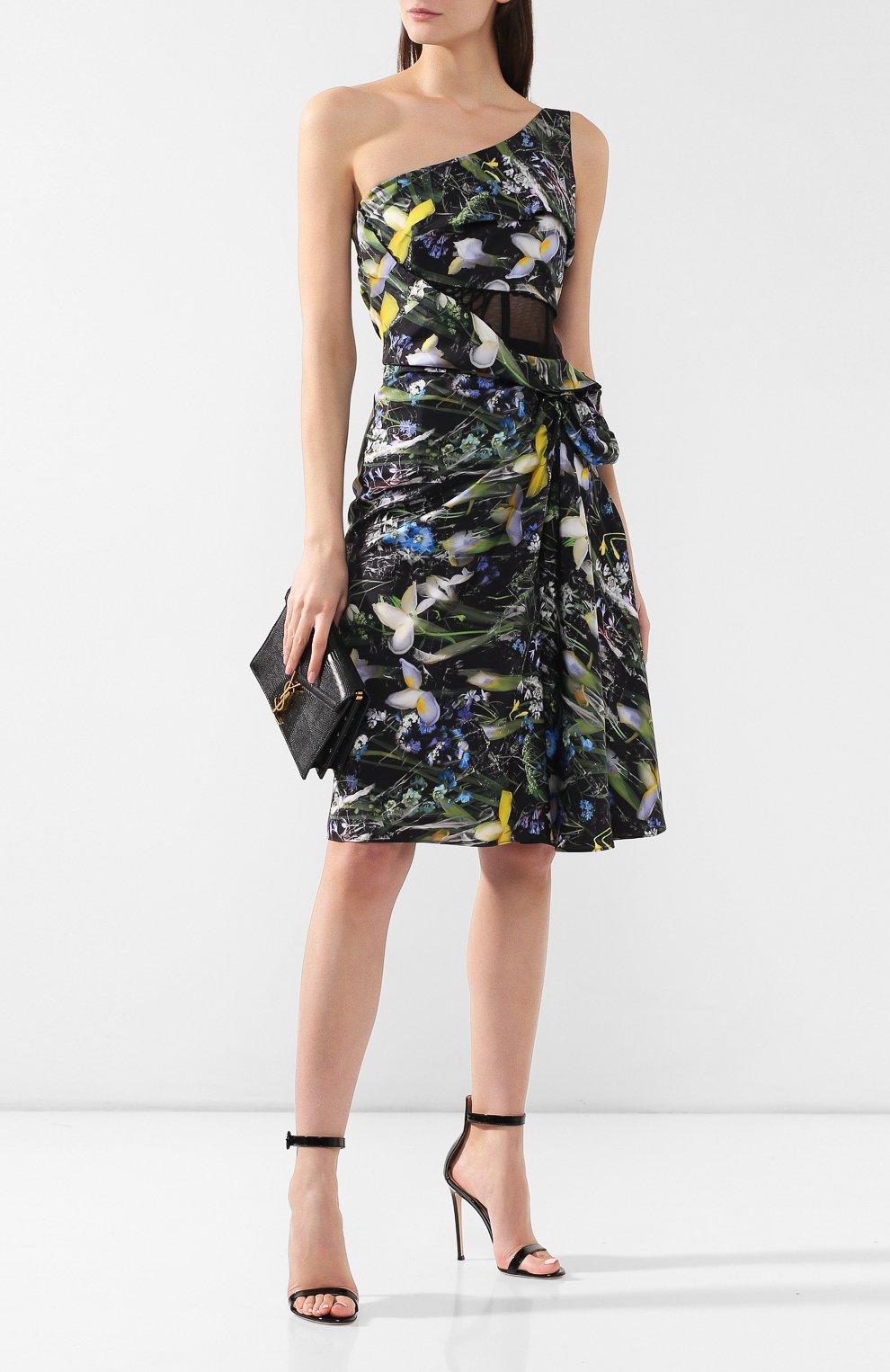 Шелковое платье | Фото №2
