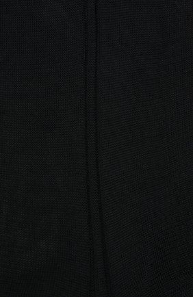 Мужские шелковые носки BRIONI темно-синего цвета, арт. 0VMC/P3Z21 | Фото 2