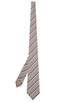 Галстук из смеси шерсти и шелка | Фото №2