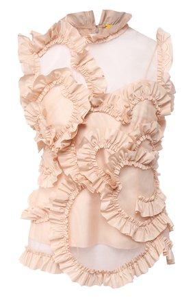 Блузка Moncler Simone Rocha | Фото №1
