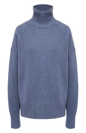 Кашемировый пуловер с высоким воротником | Фото №1