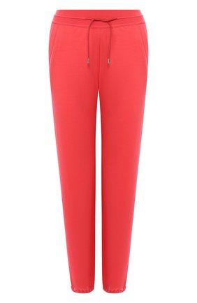 Женские шерстяные брюки LORO PIANA кораллового цвета, арт. FAG2441   Фото 1