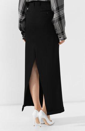 Шерстяная юбка   Фото №4