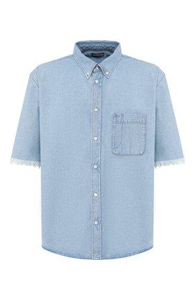 Джинсовая рубашка | Фото №1