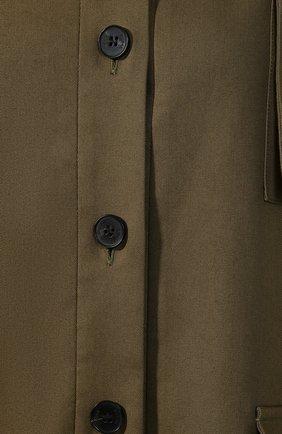 Хлопковая куртка | Фото №5