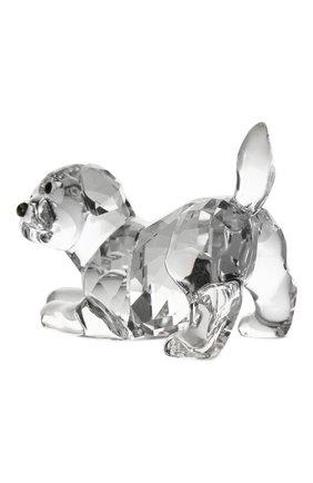 Мужского фигурка labrador puppy SWAROVSKI прозрачного цвета, арт. 5408608 | Фото 2