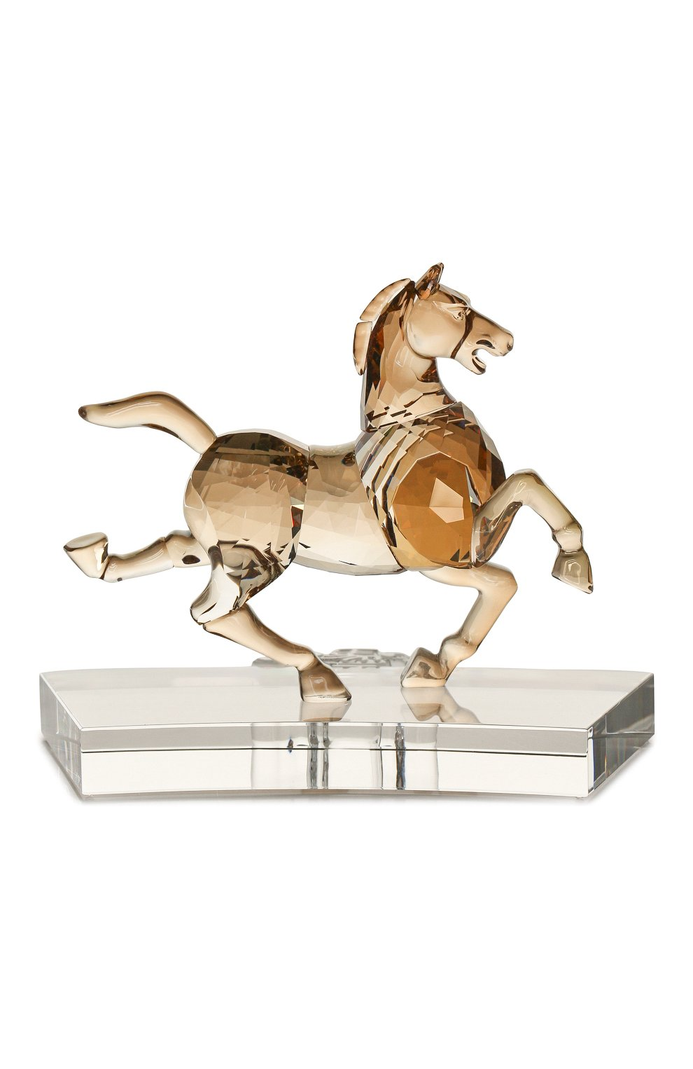 Мужского фигурка chinese zodiac horse SWAROVSKI золотого цвета, арт. 5287172 | Фото 1