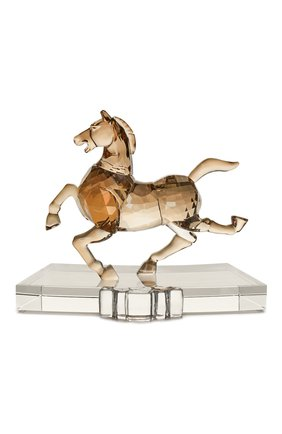 Мужского фигурка chinese zodiac horse SWAROVSKI золотого цвета, арт. 5287172 | Фото 2