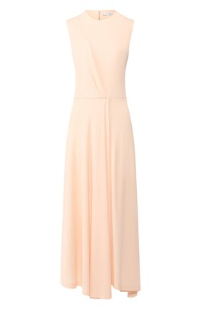 Платье из вискозы Givenchy светло-розовое | Фото №1