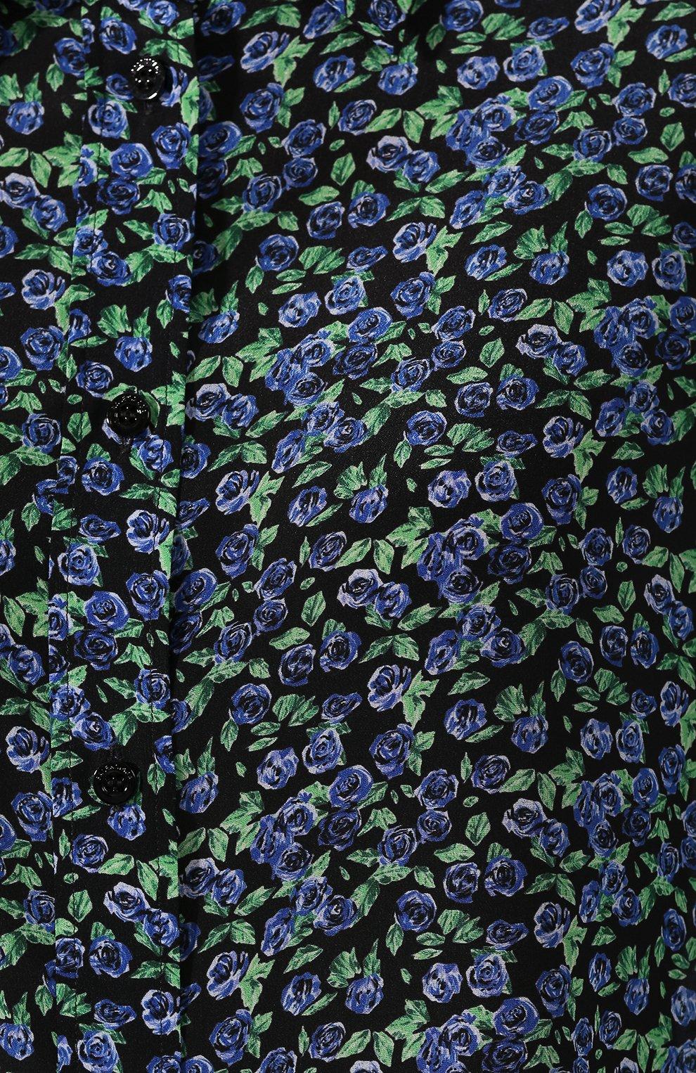 Шелковая рубашка   Фото №5