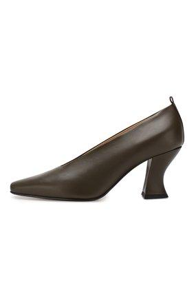 Кожаные туфли   Фото №3