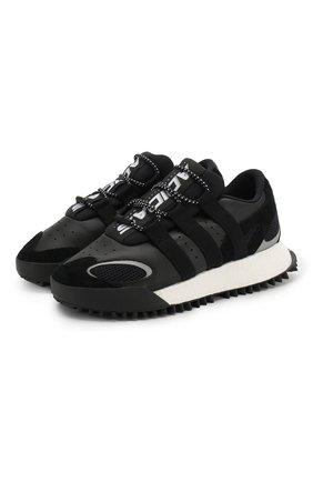 Комбинированные кроссовки Wangbody | Фото №1
