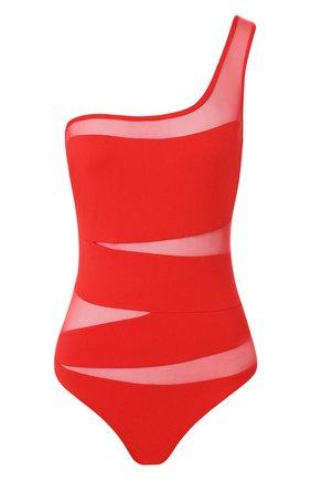Женский слитный купальник NATAYAKIM красного цвета, арт. NY-017/19S   Фото 1