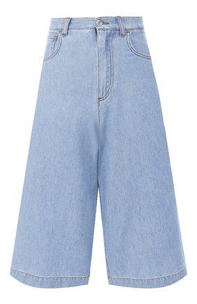 Женские джинсы DOLCE & GABBANA голубого цвета, арт. FTBFYD/G895N | Фото 1