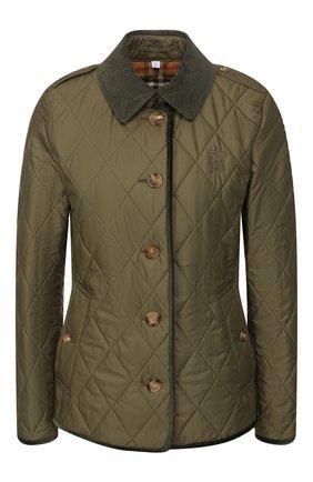 Стеганая куртка Vintage Check | Фото №1