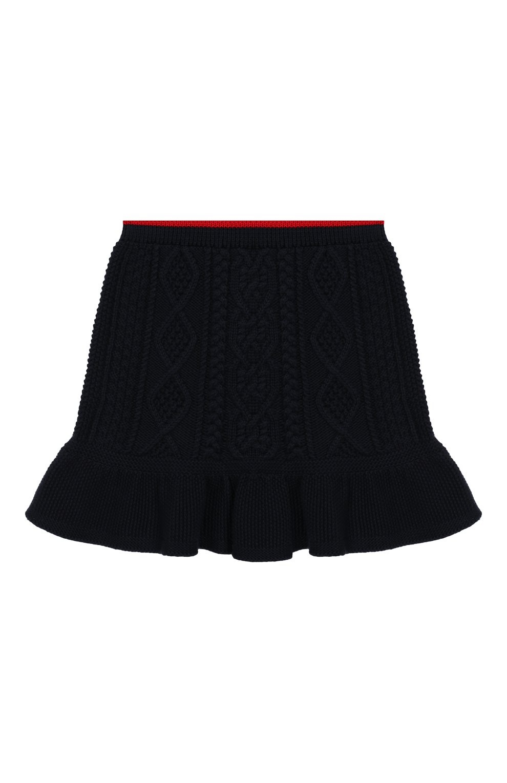 Детский комплект из юбки и топа POLO RALPH LAUREN синего цвета, арт. 313736827 | Фото 4