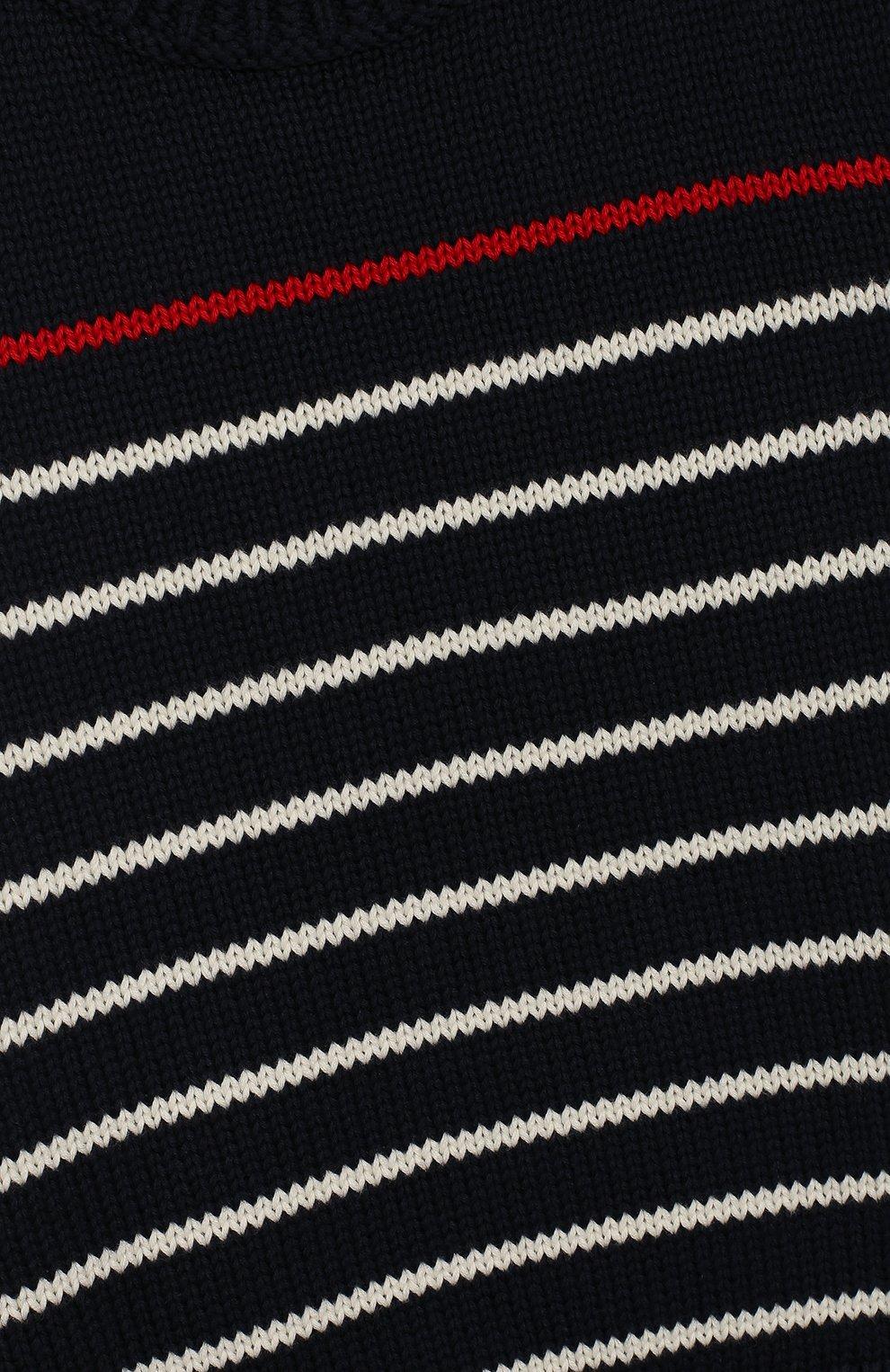 Детский комплект из юбки и топа POLO RALPH LAUREN синего цвета, арт. 313736827 | Фото 6