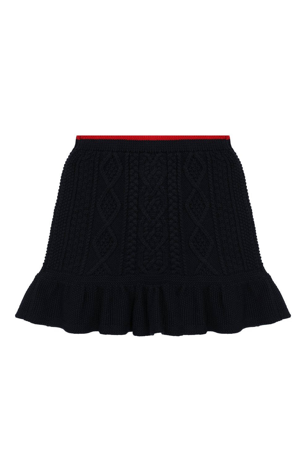 Детский комплект из юбки и топа POLO RALPH LAUREN синего цвета, арт. 311736827 | Фото 5