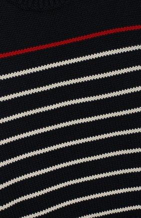 Детская комплект из юбки и топа Polo Ralph Lauren синего цвета | Фото №6