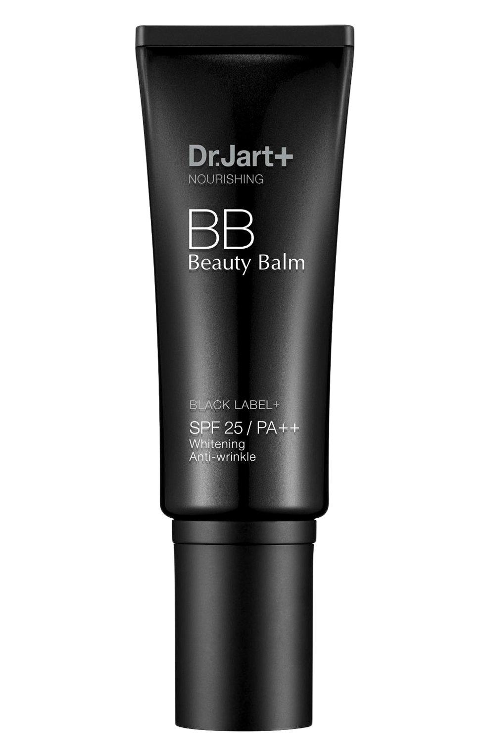 Женский питательный bb-крем black label spf25/pa++ DR.JART+ бесцветного цвета, арт. 8809535809681 | Фото 1