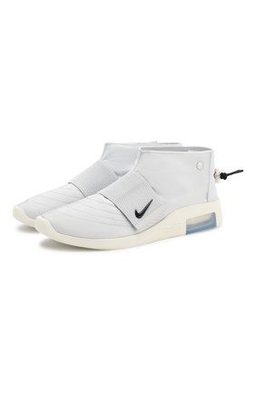 Текстильные кроссовки Fear Of God x Nike Air Moc | Фото №1