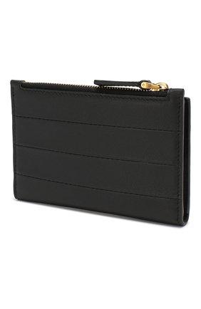 Женские кожаный кошелек valentino garavani VALENTINO черного цвета, арт. SW2P0605/XWQ | Фото 2