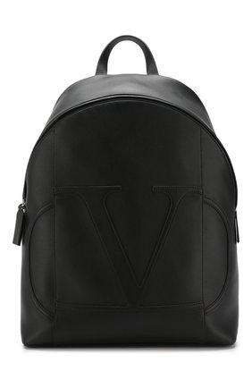Кожаный рюкзак Valentino Garavani | Фото №1