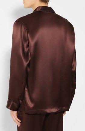 Шелковая пижама | Фото №3