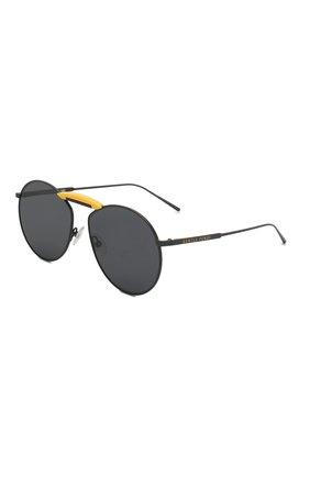 Солнцезащитные очки Fendi x Gentle Monster Fendi черные | Фото №1