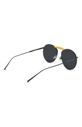 Солнцезащитные очки Fendi x Gentle Monster Fendi черные | Фото №4