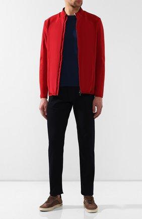 Мужская куртка 28matches LORO PIANA красного цвета, арт. FAI5588 | Фото 2