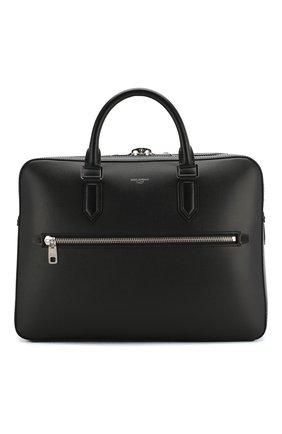 Кожаный портфель Gotico | Фото №1