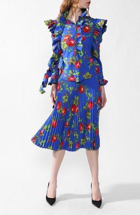 Блузка с оборками   Фото №1