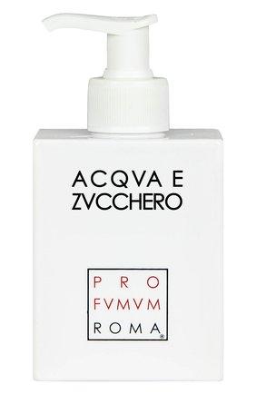 Молочко для тела Acqua e Zucchero | Фото №1