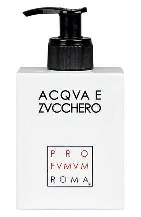 Гель для душа Acqua e Zucchero | Фото №1