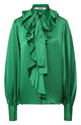 Блузка с оборками | Фото №1