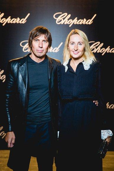 Владимир Цыганов и Оксана Бондаренко