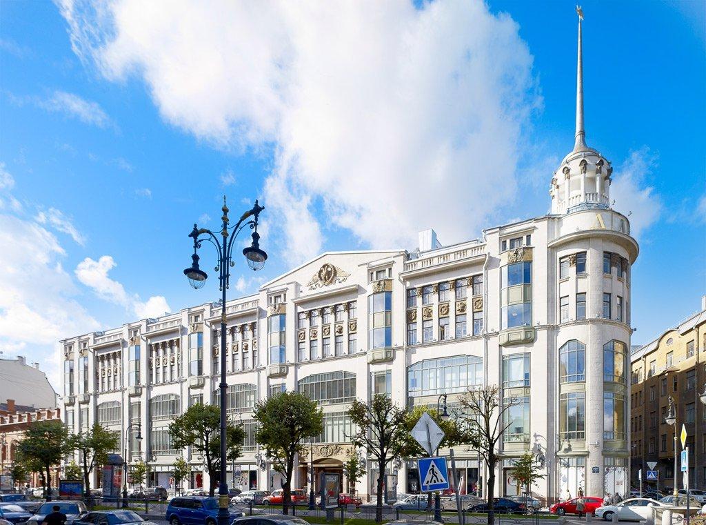 В Санкт-Петербурге открылся филиал ЦУМа – ДЛТ.