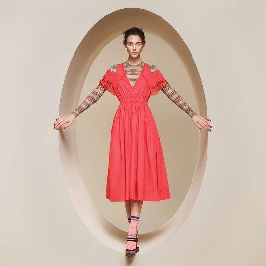 5 идей с чем носить платье